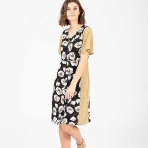 Piper & Scoot Hilton Mixed Floral Dress